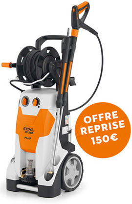STIHL RE282 PLUS PRO TRIPHASE